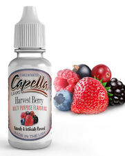 Capella Flavoring Harvest Berry Flavor Concentrate 13ml water vape baking coffee