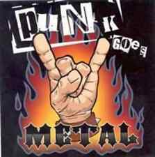 Various Artists-Punk Goes Metal CD NEW