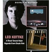 Leo Kottke - A Shout Toward Noon/Regards from Chuck Pink (2013)  2CD  NEW/SEALED