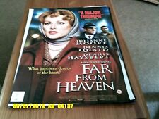 Far From Heaven (julianne moore, dennis quaid) Movie Poster A2