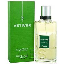 Guerlain Vetiver 6.7 oz 6.8 Men Eau de Toilette spray New In Box * Sealed
