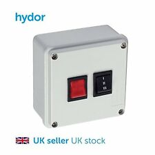 HFT 3 Speed Selector Switch - for 230V Duct Fans with 3 Speed Motors