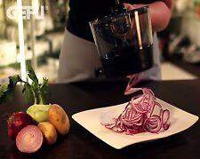 GEFU Spiral Slicer Spiralfix, makes vegetable spirals, Vege Spaghetti / Pasta