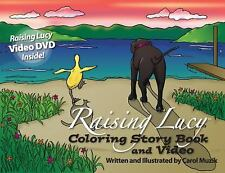 Raising Lucy: Coloring Storybook & Video (Book & DVD)