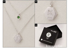 BAEKHYUN BAEK HYUN EXO FROM PLANET#2 EXODUS 2016 NECKLACE KPOP NEW SING FOR YOU