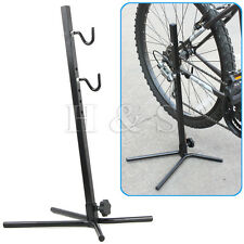 Bike Maintenance Stand Bicycle Cycle Work Repair Floor Storage Display Rack Tool