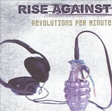 Revolutions Per Minute by Rise Against (CD, Apr-2003, Fat Wreck Chords)
