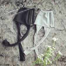 New Zipper Legging Skirt for BJD Girl 1/4 MSD,1/3 SD16 DD Doll Clothes CWB36