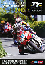 Isle of Man TT 2013 Official Review (DVD, 2013)