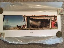 "Fallout Limited Edition Poster - Individually Numbered #218/500 - RARE 39""x16"""