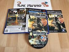 PLAY STATION 2 PS2 DELTA FORCE BLACK HAWK DOWN TEAM SABRE COMPLETO  PAL ESPAÑA
