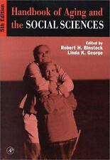 Handbook of Aging and the Social Sciences (The Handbooks of Aging)-ExLibrary