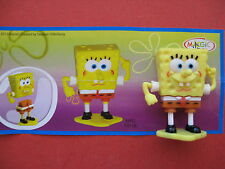 TR118   SPONGEBOB    + CARTINA KINDER @ EU 2012