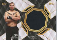 Cain Velasquez 2016 Topps UFC match-worn shorts patch relic card /299