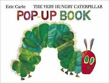 Eric Carle The Very Hungry Caterpillar Pop-Up Book