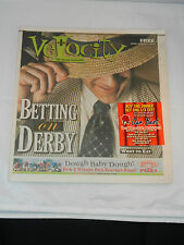 136th KENTUCKY DERBY NEWSPAPER  VELOCITY APRIL 28-MAY 4, 2010 - BETTING ON DERBY