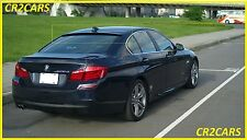 BMW F10 5series REAR/ROOF-WINDOW SPOILER (2010-2015)