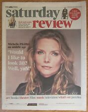Michelle Pfeiffer – Times Saturday Review – 9 November 2013