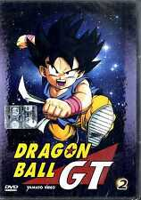 DRAGON BALL GT VOL.2 Cartoons DVD FILM SEALED