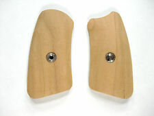 Unfinished Cherry Ruger SP101 Grips Inserts