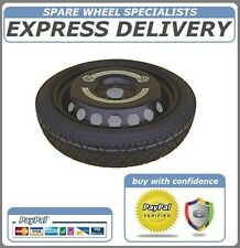 "AUDI A1 18"" SPACE SAVER STEEL SPARE WHEEL"