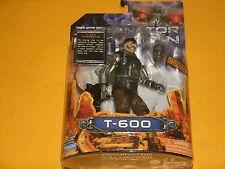 "THE T-600 TERMINATOR 'Battle Damaged' TERMINATOR SALVATION 6"" Action Figure 2009"