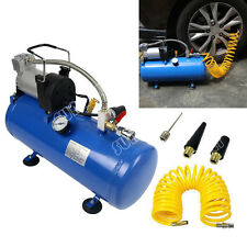 SUNDELY 8L Heavy Duty 12v Portable Air Compressor 4x4 Tyre Pump