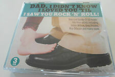 """Dad - I Didn't Know I Loved You """"Till"""" (3 x CD Album) Used very good"""