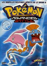 POKEMON ADVANCED BATTLE - SAISON 8 - VOLUME 1 /*/ DVD DESSIN ANIME NEUF/CELLO