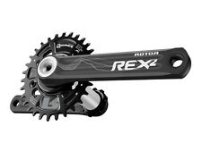 ROTOR GUARNITURA MTB DOPPIA REX 2.2 XC2 BCD 110/60-175MM
