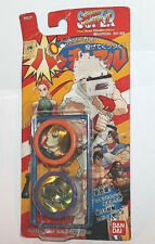 1990's Japanese Bandai Street Fighter 2 Suction Tossing Game Carded