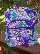 VERA BRADLEY Campus Backpack School Professional College Heather