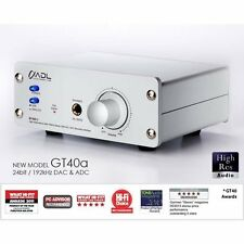 ADL GT40A 24/192 USB DAC | MM+MC  PHONO STAGE | HEAD AMP | DIGITIZE YOUR VINYL