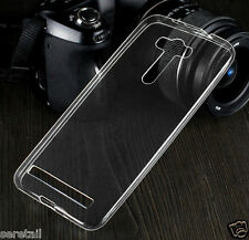 Transparent Soft Silicone Back Case Cover For Asus Zenfone Selfie ZD551KL