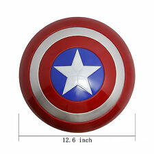 Captain America PVC Shield Light Emitting 12.6inch Marvel Superhero Cosplay Tool