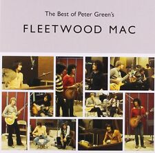 FLEETWOOD MAC - THE BEST OF PETER GREEN'S FLEETWOOD MAC - CD NEW SEALED 2002