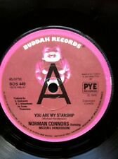 "Norman Connors - You Are My Starship b/w Bubbles 7"" Vinyl Promo Buddah BDS 449"