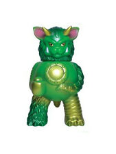 PAUL KAIJU PARTYBALL GREEN EDITION DESIGNER VINYL KAIJU MONSTER FIGURE SUPER7