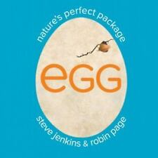Egg: Nature's Perfect Package, Jenkins, Steve, Page, Robin