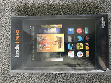 Brand New Amazon Kindle Fire HD 3rd Generation 16GB, Wi-Fi, 7inch - Black Sealed