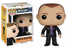 FUNKO POP TELEVISION DOCTOR WHO NINTH DOCTOR #294 NEW IN BOX #6206
