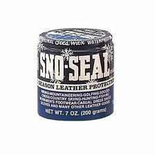 Sno-Seal 7 oz Waterproofing & Leather Protector Applicant - Shoes, Gloves & More