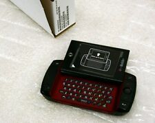 T-Mobile Q700 SIDEKICK SLIDE Cell Phone Red Scarlet NEW