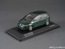 1/43 Minichamps Volkswagen Golf Plus 2004 - dunkelgrün - 140415