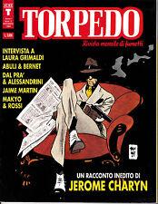 Rivista Torpedo n° 2 edizione Acme