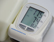 EastShore B22Y Wrist Blood Pressure Monitor 90 MEMORY FDA approved, battery inc.