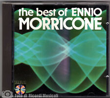 ENNIO MORRICONE - THE BEST OF (PD 70324) 1984 CD