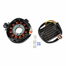 High Output Stator 140 W & Regulator Rectifier Kit YFZ 450 2004 2005 2006 2007