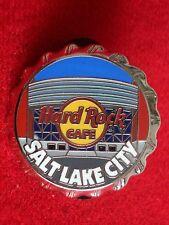 HRC Hard Rock Cafe Salt Lake City Bottle Cap Series Rice Eccles Stadium LE500