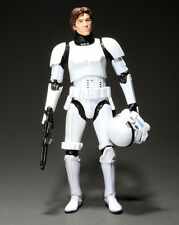 W47 STAR WARS THE BLACK SERIES #9 HAN SOLO STORMTROOPER DISGUISE